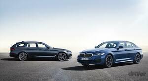【ついにiPhoneが鍵になった!】BMWが5シリーズのマイナーチェンジモデルを発表。先進安全装備が満載!
