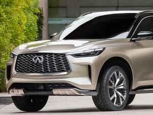 インフィニティの次期QX60はEVなのか。3列シートを持った次世代SUVの量産モデルは2021年発表
