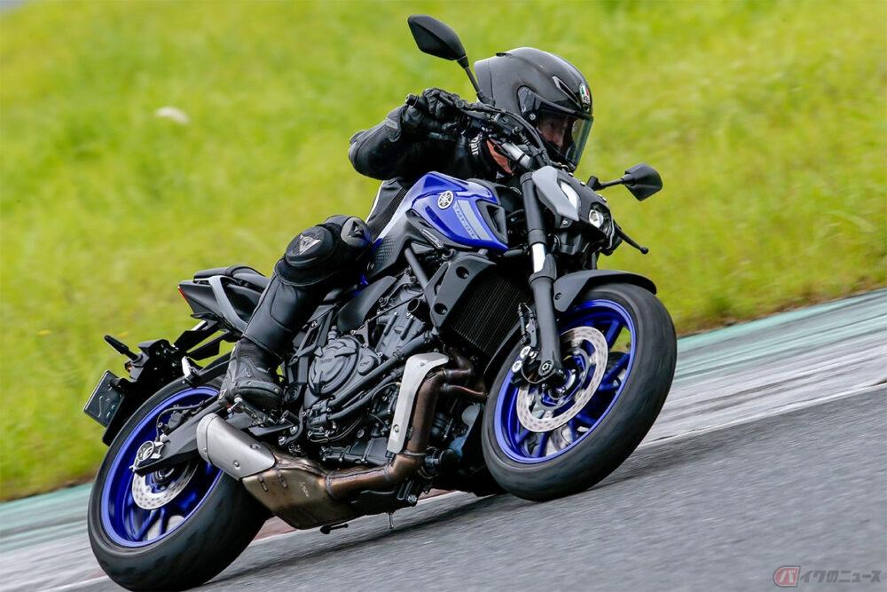 ヤマハ新型「MT-07」 刷新されたスタイルに、扱いやすさとスポーツライディングの醍醐味が凝縮されている