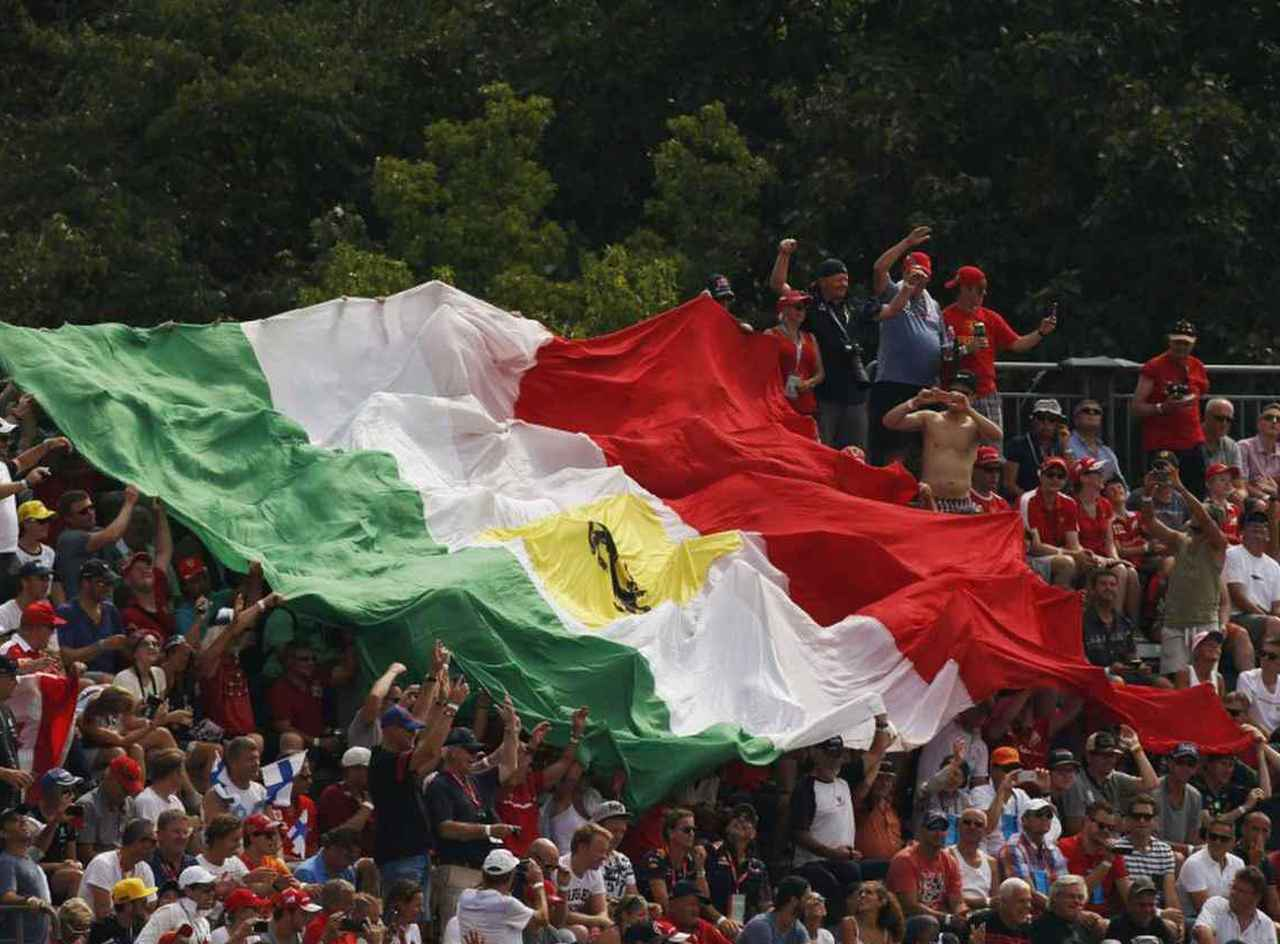 超高速のF1イタリアGPが金曜日に開幕、フェルスタッペンのハットトリックなるか【F1第14戦】