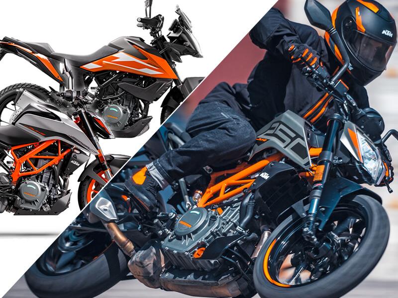 【KTM】MY 2021ストリートモデル6車種の価格を6/1より改定