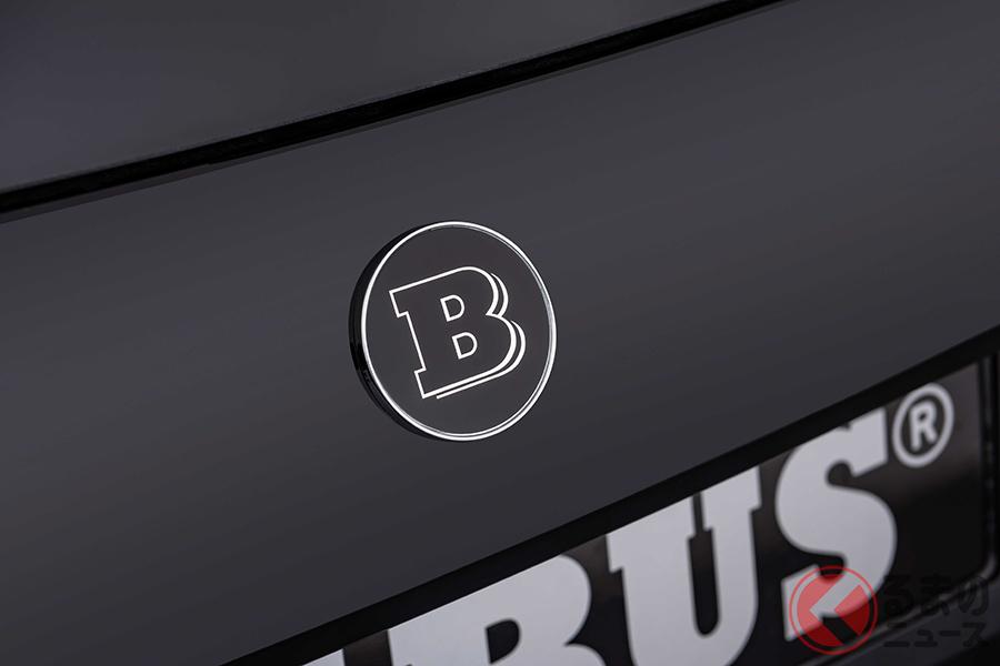 メルセデス・ベンツ「GLB」は、ブラバス仕様で差をつける!