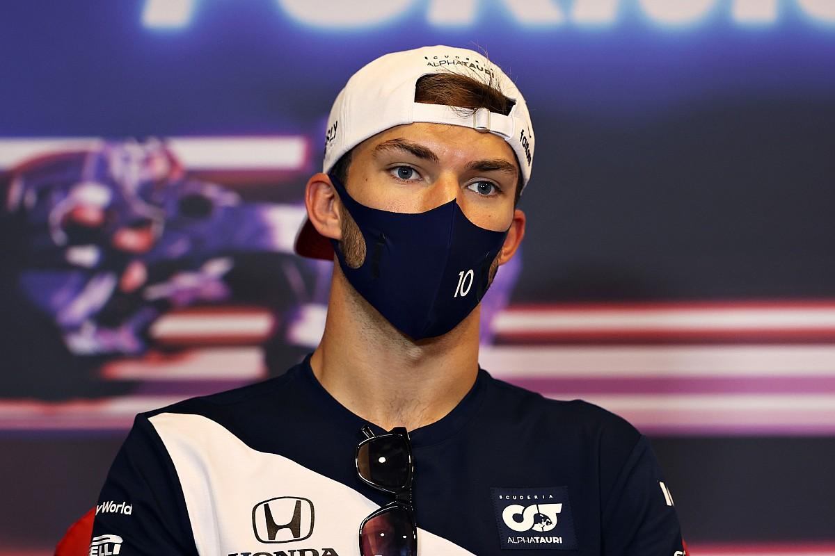 ピエール・ガスリー、母国フランスGPでは良い思い出がない? 前戦表彰台の良い流れでジンクス破れるか