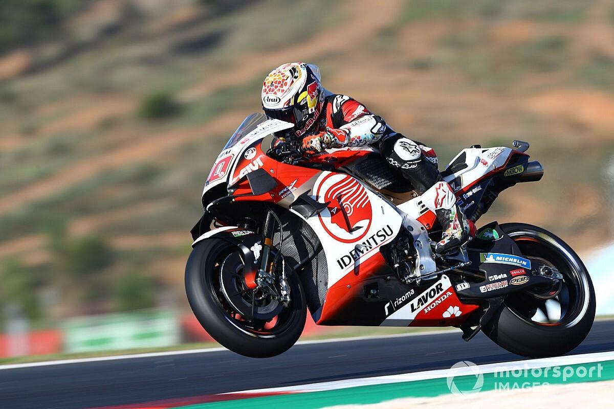 【MotoGP】中上貴晶、2020年最終戦は5位「来年はさらに前進し、しっかりと戦いたい」|第15戦ポルトガルGP決勝