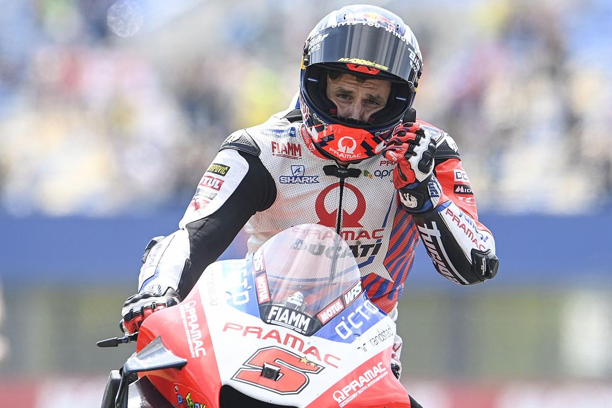 【MotoGP】ヨハン・ザルコ、期待以上のシーズンに「ワールドチャンピオンになることが目標!」