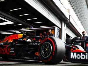 F1第7戦ベルギーGP、初日フェルスタッペンがトップタイムをマーク、アルボンも4番手とレッドブル・ホンダ好調【モータースポーツ】