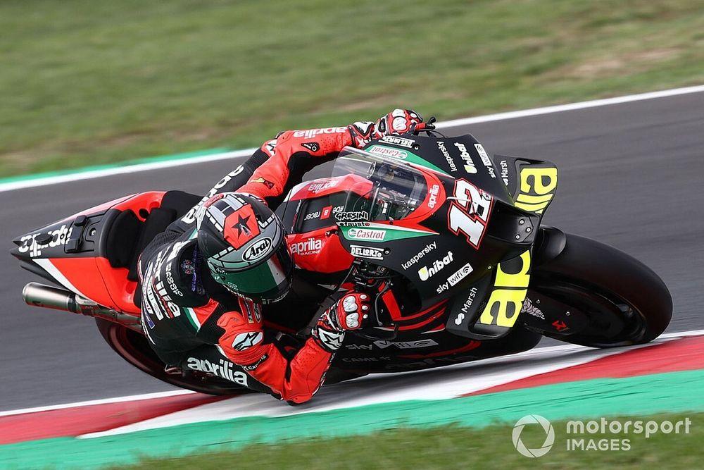【MotoGP】ビニャーレス、アプリリアでの新たな挑戦に満足「完璧ではないけど、走り続けて理解を深めていく」