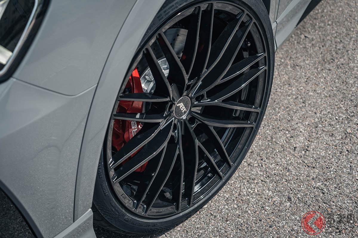 ABTがアウディ「RS Q3スポーツバック」をチューニング! 40馬力アップの秘訣とは