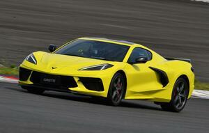 新型シボレー コルベット日本仕様車を1stインプレッション。スーパースポーツなのにラグジュアリー?