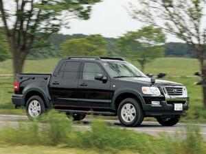 【ヒットの法則350】エクスプローラー スポーツトラックはSUVにアクティブなベッドを合体した新ジャンルだった