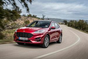 欧州のベストセラーSUV、「フォード・クーガ」が全面改良で環境性能を強化!