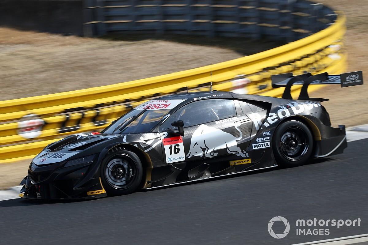 【スーパーGT】岡山公式テスト初日レポート|GT500は16号車Red Bull MUGEN、GT300は52号車埼玉トヨペットがトップ