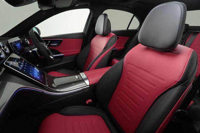 第5世代の新型メルセデス・ベンツ・Cクラスが日本デビュー。全モデルがパワートレインを電動化