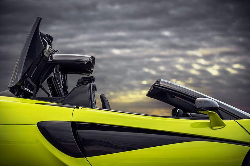 マクラーレン600LTスパイダーは最も硬派かつ最もナンパなマクラーレンだった