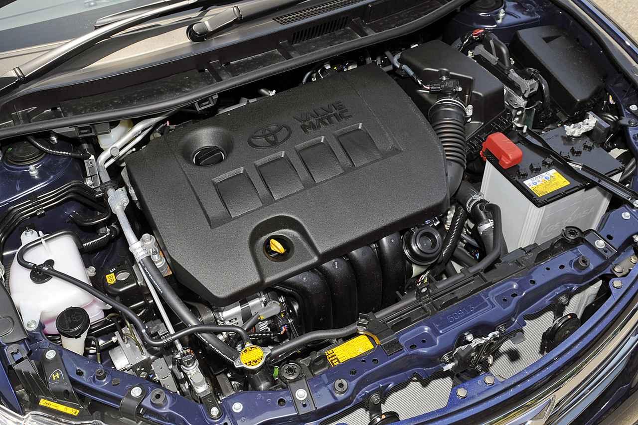 トヨタ アリオンはマイナーチェンジでゆとりあるトルク感を全域で演出した【10年ひと昔の国産車 62】