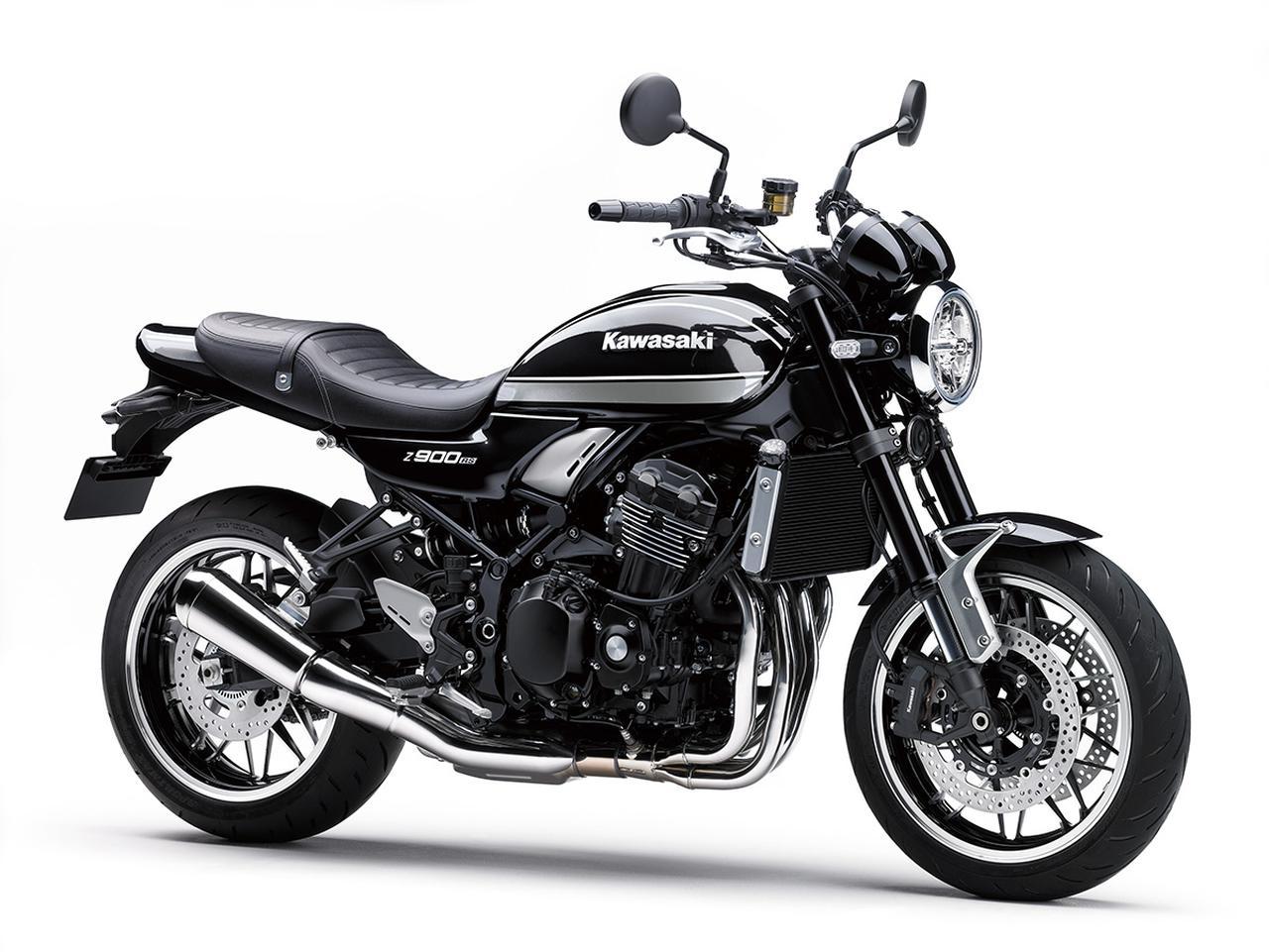 カワサキ「Z900RS」【1分で読める 2021年に新車で購入可能なバイク紹介】