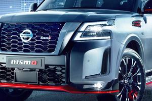 「これぞ日産の復活!」 最強SUV「パトロールNISMO」 ゴツいデザインを気に入る人多し