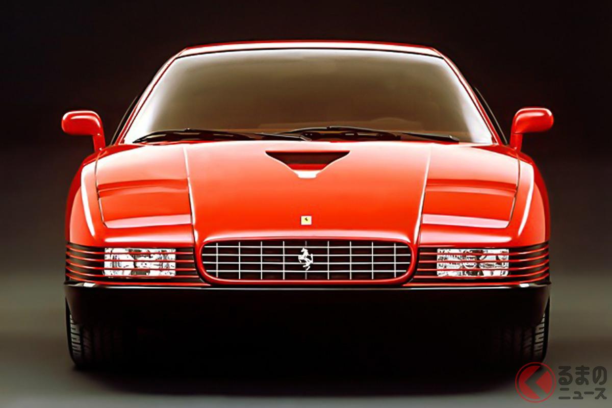 【美しくないフェラーリ3選】カッコ悪いと個性的が紙一重な跳ね馬とは?