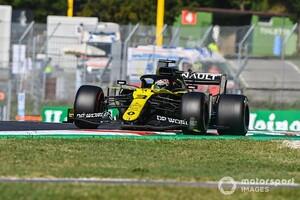 ハイダウンフォースのサーキットでも、ルノーは強くなった……リカルドがムジェロで感じた手応え|F1ニュース