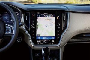 TomTom:スバルが米国向け新型車にTomTomのナビゲーション技術を選定