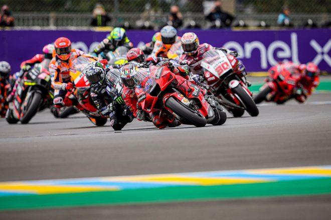 【レースフォーカス】フラッグ・トゥ・フラッグが演出したミラー、ザルコ、クアルタラロ、三者三様のドラマ/MotoGP第5戦フランスGP