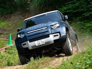 【試乗】ランドローバー ディフェンダーはオンもオフもマルチに活動できる実力派SUV
