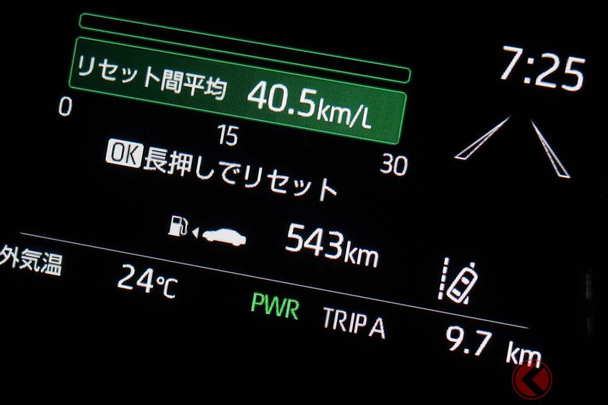 燃費はトヨタ一強時代か なぜ燃費表記が変更? 激化する燃費事情とは