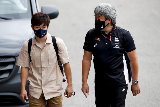 角田裕毅予選16番手「フラストレーションが溜まる結果。なぜガスリーと大差がついたのか確認したい」F1第11戦