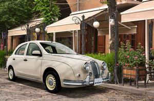光岡自動車が「ビュート」と「ビュート なでしこ」の限定モデル、「カフェラテ」を発売