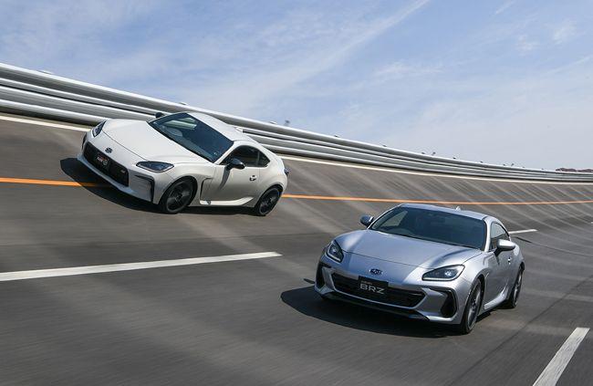 「トヨタともっといいクルマづくりを追求」して大幅進化を果たした第2世代SUBARU BRZの日本仕様が初公開。発売は2021年夏を予定