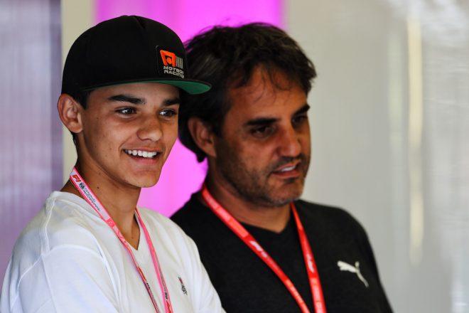 元F1ドライバーのモントーヤの息子、セバスチャンがプレマからF4デビュー