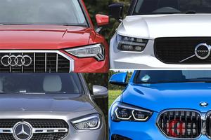ニューモデルが続々登場! 輸入車コンパクトSUV それぞれの個性をまとめてみた