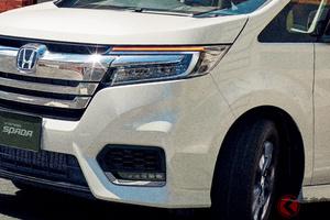 ホンダ「ステップワゴン」に好調の兆し? 3月販売の動向に変化あり?