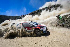 新エンジン投入のトヨタ、今季初のグラベルラリーに向け「準備はできている」/WRCポルトガル