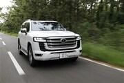 新型「ランドクルーザー」は静粛性でガソリン有利、オンロードのベストはGRか