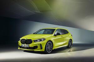 【1シリーズ最強】BMW M135i 「エンジン音」がアップデート 欧州で一部改良