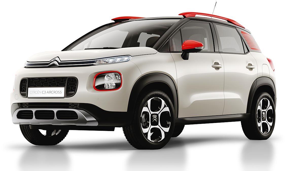 PSAジャパン、シトロエン「C3エアクロスSUV」に特別仕様車「CUIR」を設定