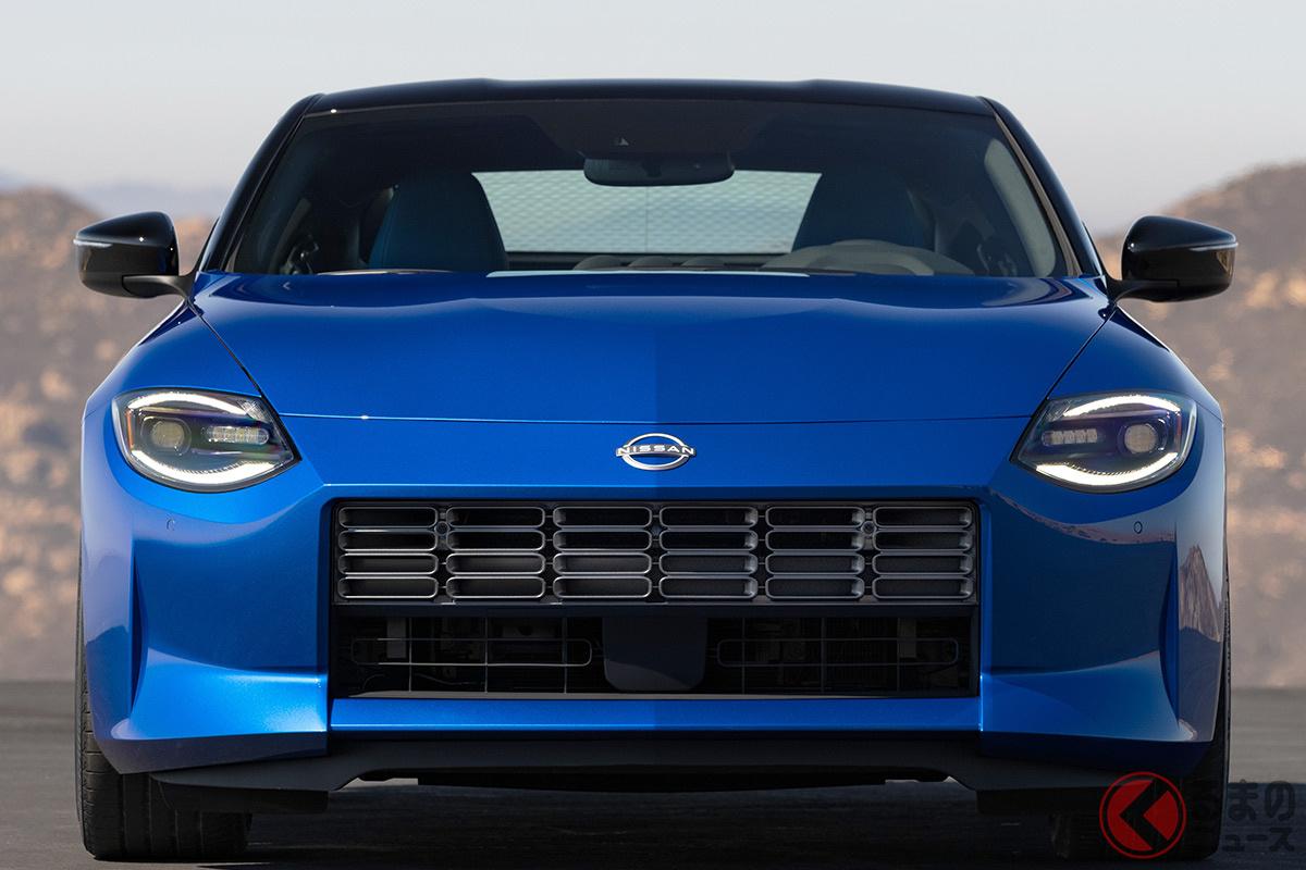 来春発売! ついに日産新型「Z」全部お披露目! 伝統と最新の融合で全面刷新! 400馬力超え市販仕様をNYで世界初公開