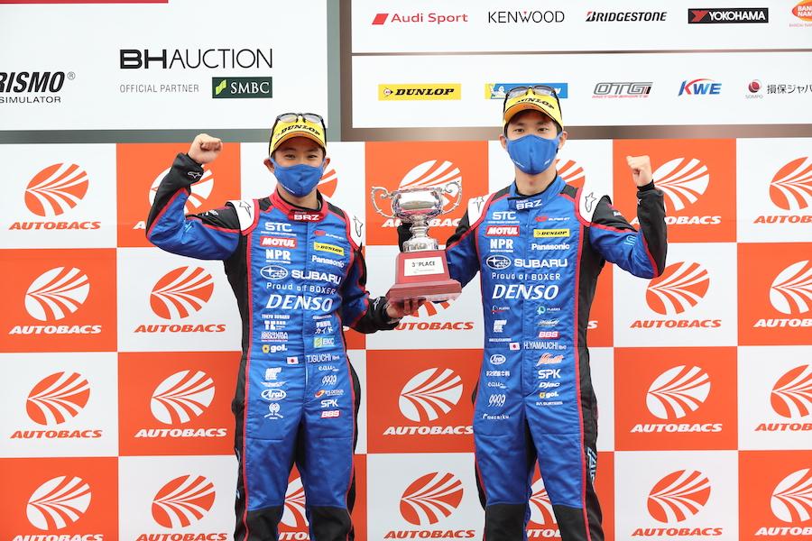 スーパーGT2020 BRZ GT300インサイドレポート シリーズランク4位 ドライバーランク3位でシーズンを折り返す チャンピオンに届くか
