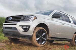 フォードが「エクスペディション XL STXパッケージ」を発表!2列シートで 魅力的な価格を実現したフルサイズSUV