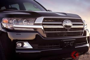 トヨタの最強SUV「ランドクルーザー」の特別モデルに3列シートを設定
