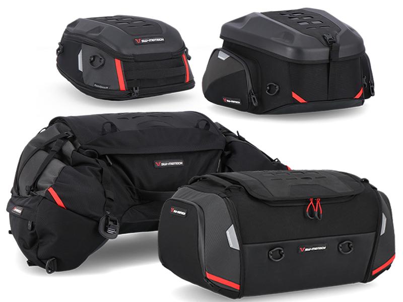 SW-MOTECH のシートバッグ「PRO TAIL BAGS」のニューモデルがアクティブから発売!