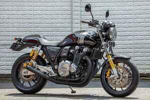 ブレスアールズCB1100RS(ホンダCB1100RS)エアロパーツ開発技術を趣味性高いバイクに応用【Heritage&Legends】