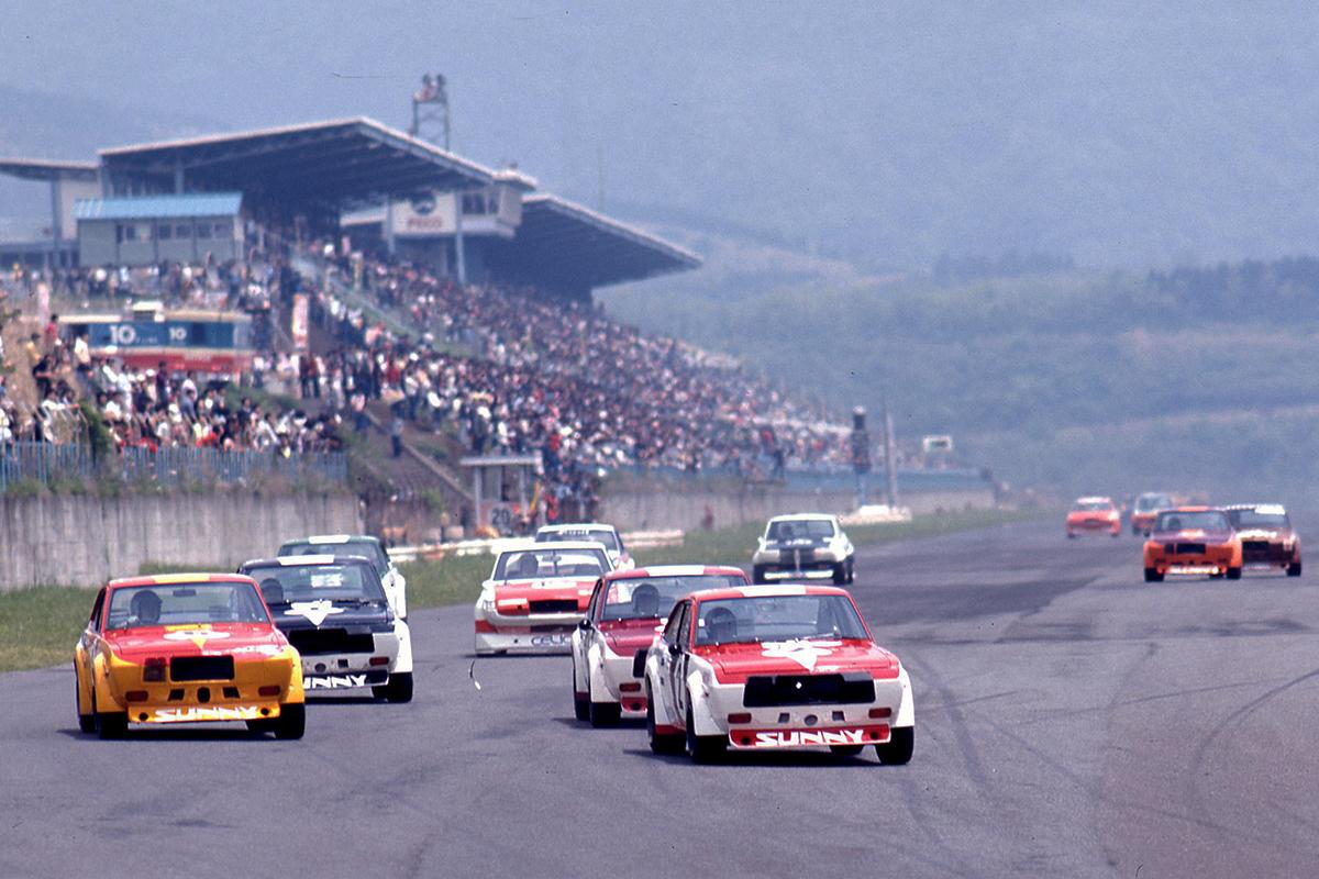 レースが「リアル実験場」だった時代! 激熱バトルが生んだ昭和の名車6台