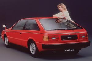 生誕40周年を迎えたいすゞの名車! ピアッツァはショーモデルをそのまま市販化した美しいクーペだった!!