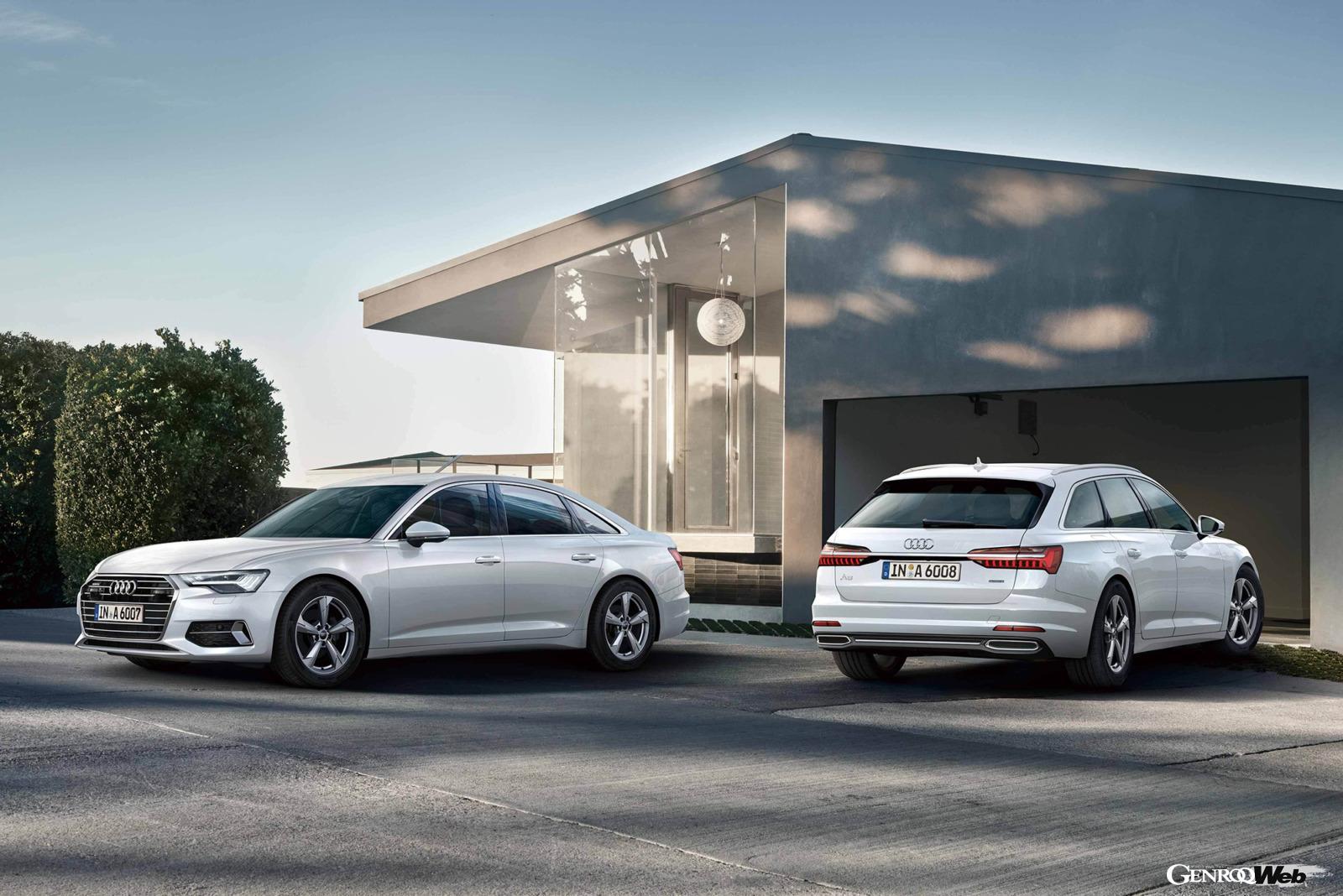 アウディA6シリーズ、エントリーグレードの価格を引き下げ。新価格は759万円から