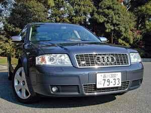 【懐かしの輸入車 04】アウディでスポーツドライビング、2001年モデルへの期待は高まった