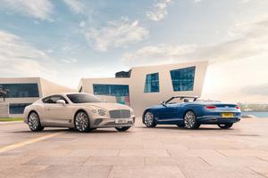 ベントレー、2021年モデルの価格を発表。新たにコンチネンタルGT  マリナーを導入