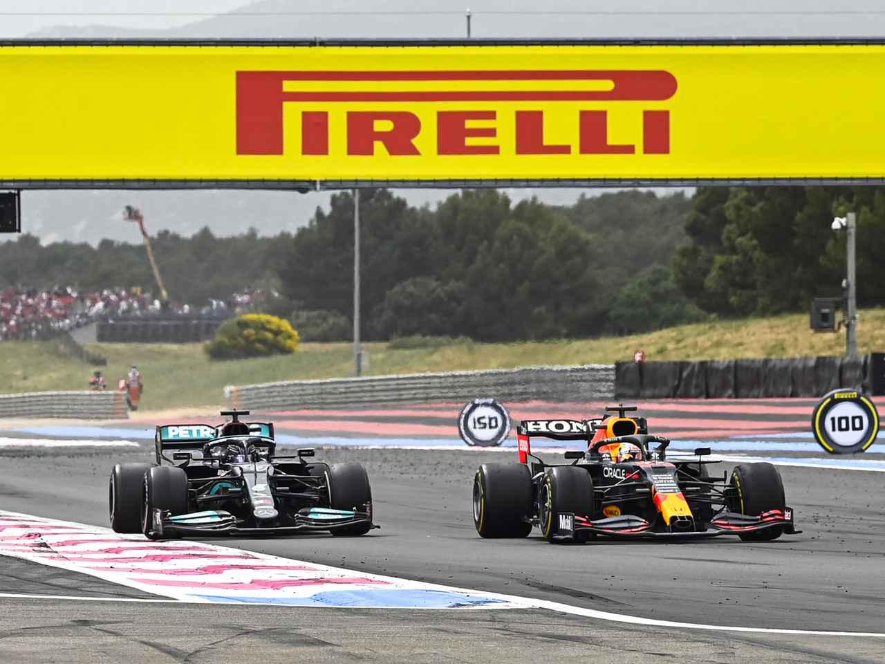 2021年F1第7戦、最終盤の劇的逆転とフェルスタッペンの快勝は「計算どおり」だった【フランスGP】
