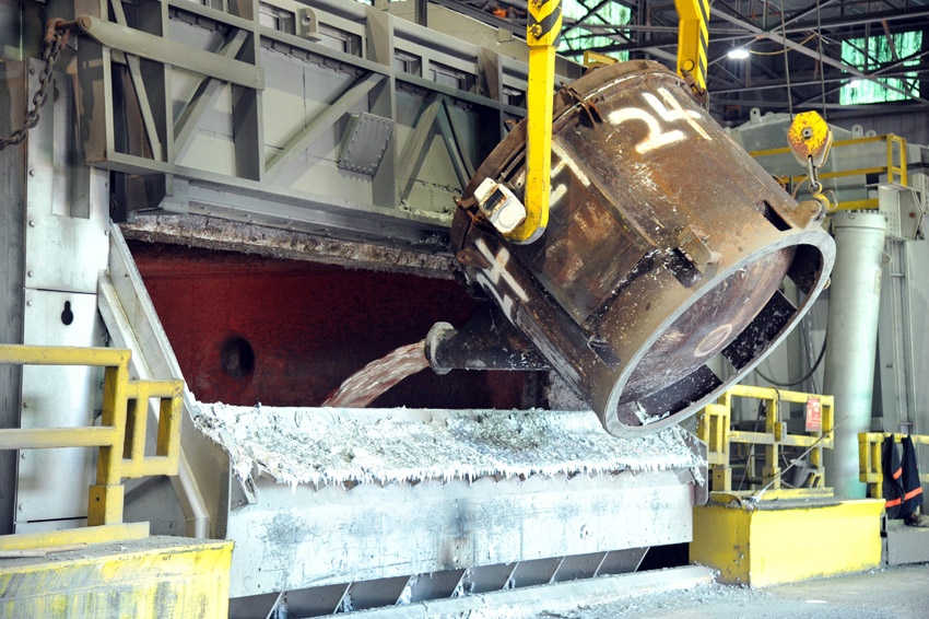 日産 新型「ローグ」でアルミ部品のクローズドループ・リサイクルを適用